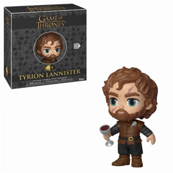 Game of thrones 5 star vinyl figure 8 cm tyrion lannister