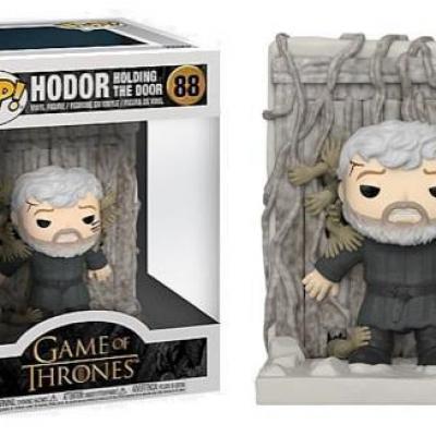 Game of thrones bobble head pop n 88 hodor holding the door