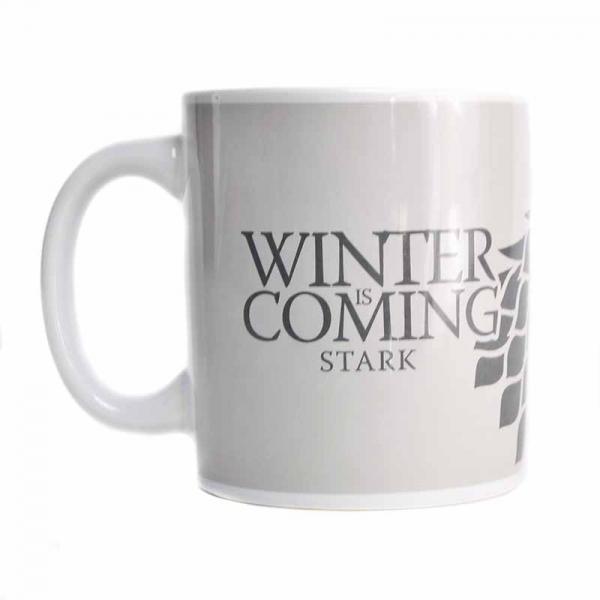 Game of thrones boxed mug 350 ml stark 1