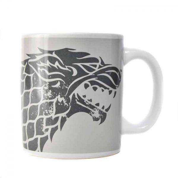 Game of thrones boxed mug 350 ml stark