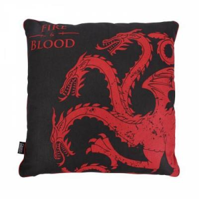 Game of thrones coussin 45x45 targaryen
