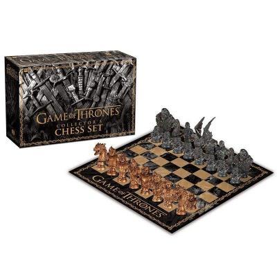 Game of thrones jeu d echecs collector