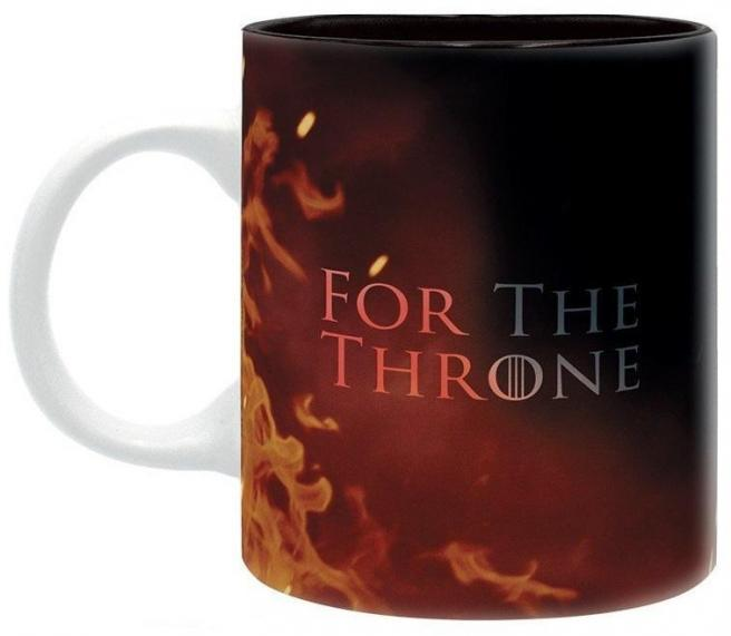 Game of thrones mug 320 ml for the throne subli 1