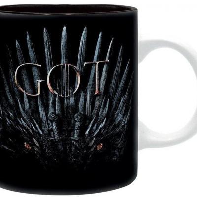 Game of thrones mug 320 ml for the throne subli