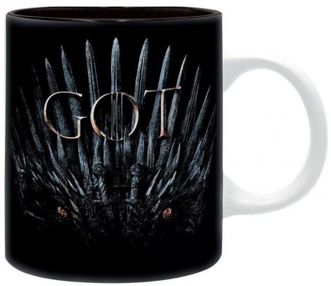 Game of thrones mug 320 ml for the throne subli