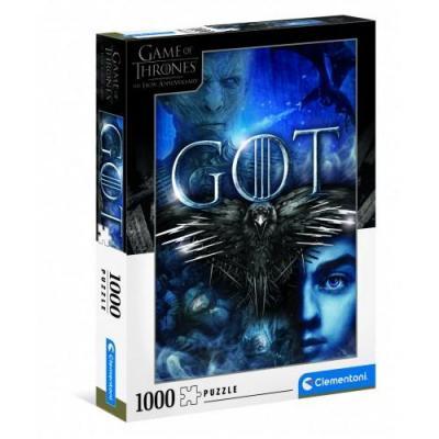 Game of thrones puzzle 1000p