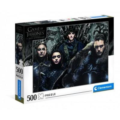 Game of thrones puzzle 500p