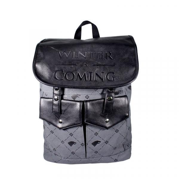 Game of thrones sac a dos randonnee stark winter is coming