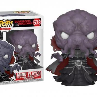 Games bobble head pop n 573 dungeons and dragons mind flayer