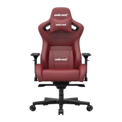 Gaming seat anda kaiser series 2 black maroon