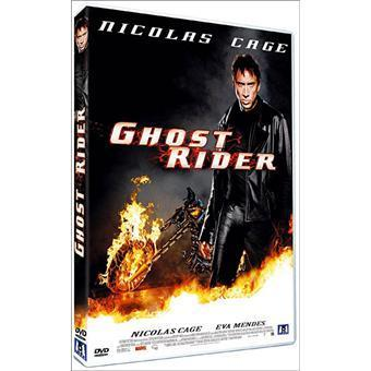 Ghost rider dvd occasion
