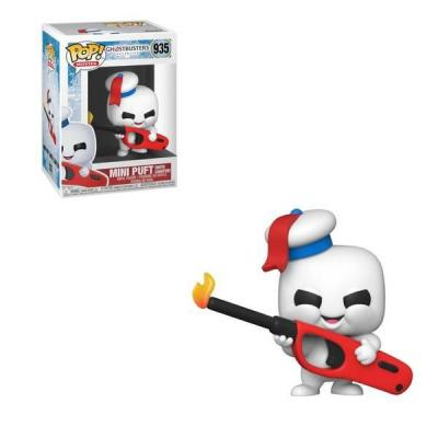 Ghostbusters afterlife bobble head pop n 935 mini puft lighter