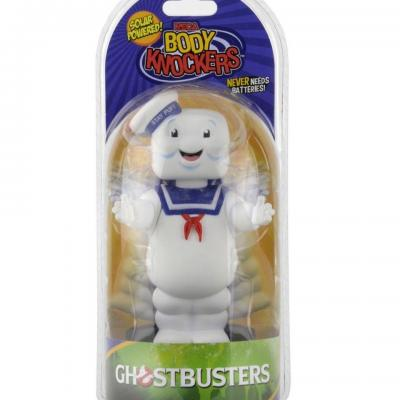 Ghostbusters body knocker solar powered stay put 16cm