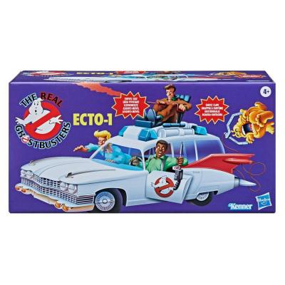 Ghostbusters ecto 1 vehicule kenner classics