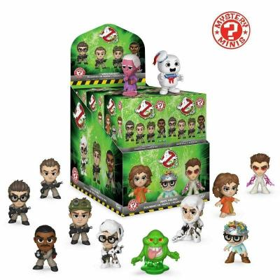 Ghostbusters mystery minis box 12 figurines