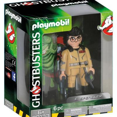 Ghostbusters playmobil collector edition 15cm egon spengler