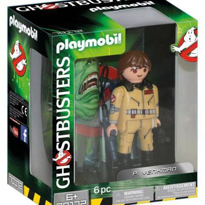 Ghostbusters playmobil collector edition 15cm peter venkman