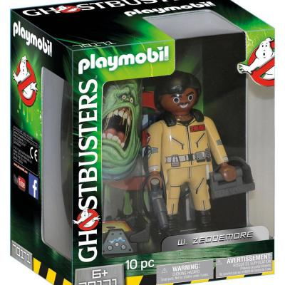 Ghostbusters playmobil collector edition 15cm winston zeddemore