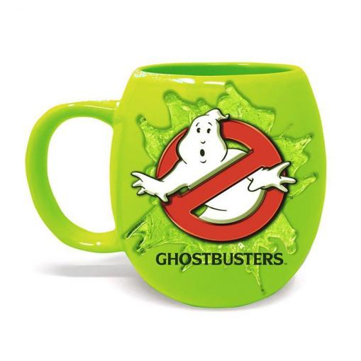 Ghostbusters slimer mug 3d 500ml 1