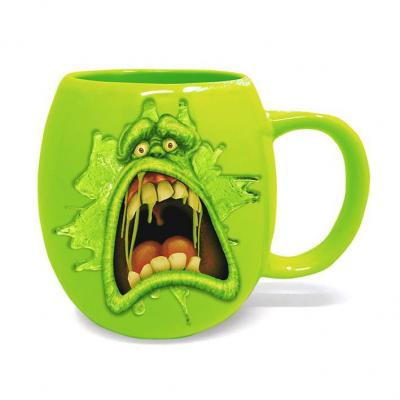 Ghostbusters slimer mug 3d 500ml