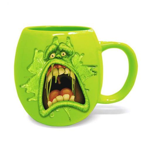 Ghostbusters slimer mug 3d 500ml