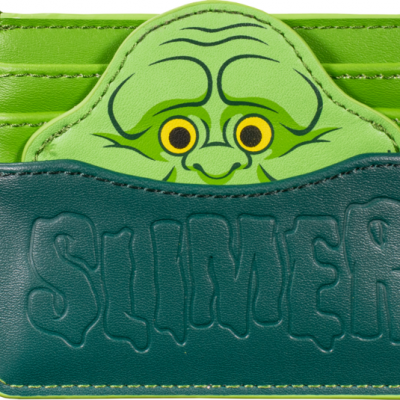 Ghostbusters slimer porte carte loungefly