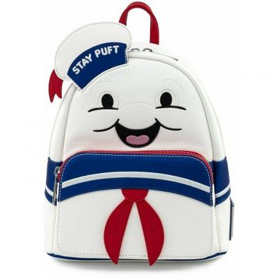 Ghostbusters stay puft sac a dos loungefly