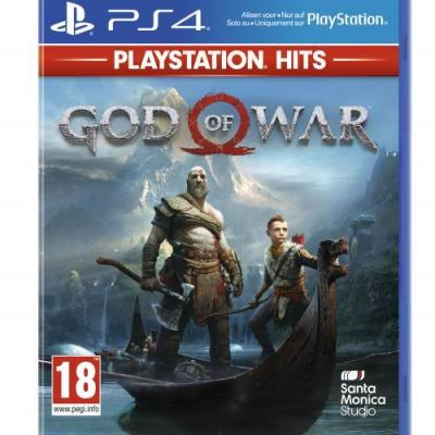God of war hits ps4 only