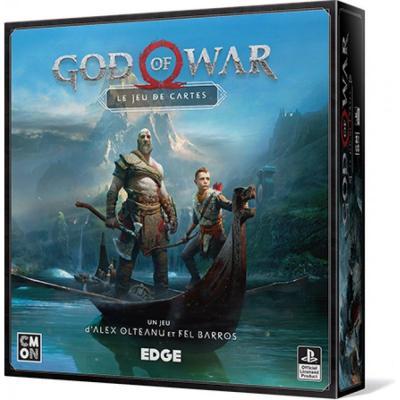 God of war le jeu de cartes fr