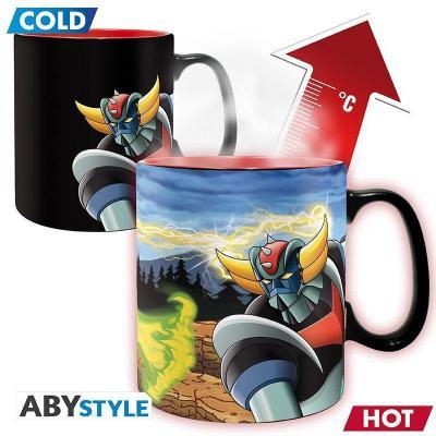 Goldorak goldorak vs giru mug thermoreactif 460ml