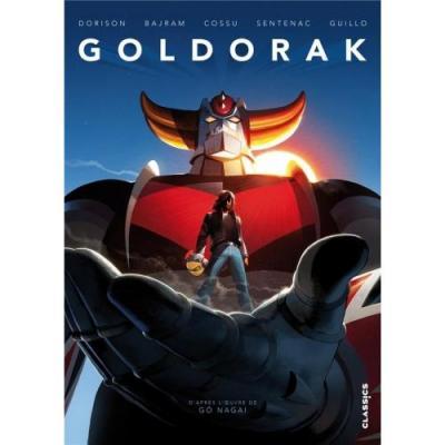 Goldorak la bd kana classics