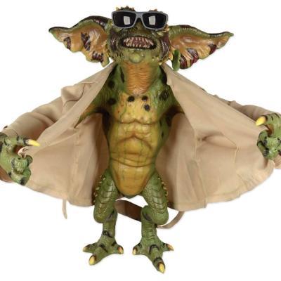 Gremlins flasher stunt puppet replique en latex 75cm