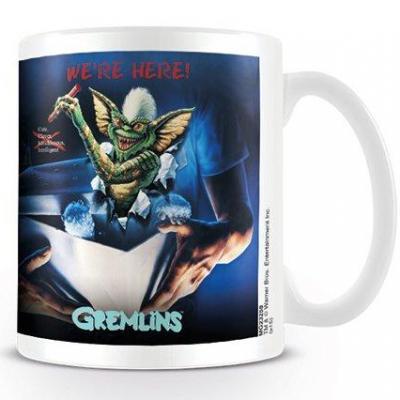 Gremlins mug 300 ml we re here