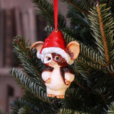 Gremlins santa gizmo decoration de noel 10 5cm