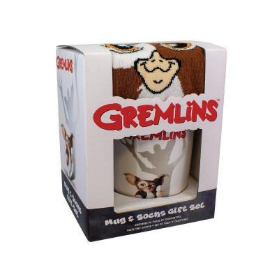 Gremlins set mug 300ml paire de chaussettes