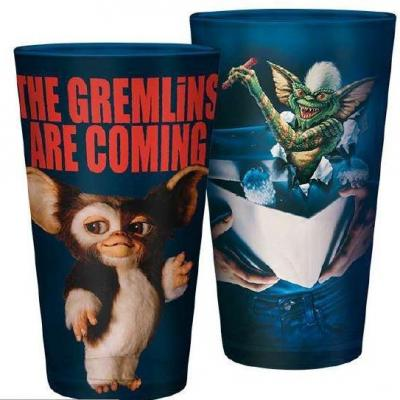Gremlins the gremlins are coming verre xxl 400ml