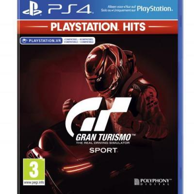 Gt sport hits ps4 only