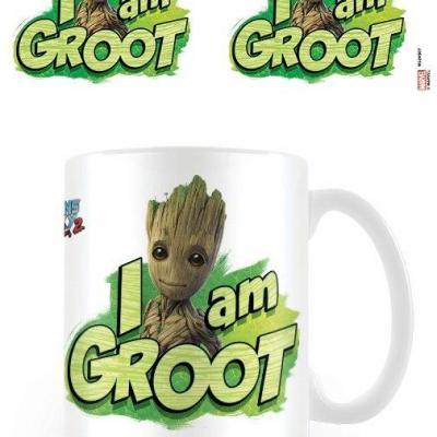 Guardians of the galaxy 2 i am groot mug 315ml