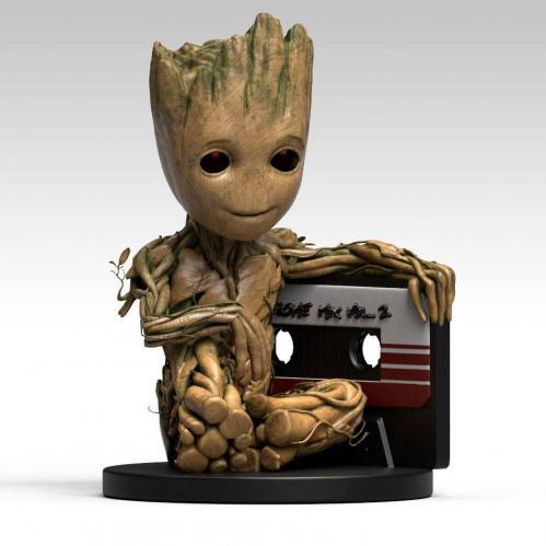 Guardians of the galaxy 2 tirelire baby groot 25cm 1