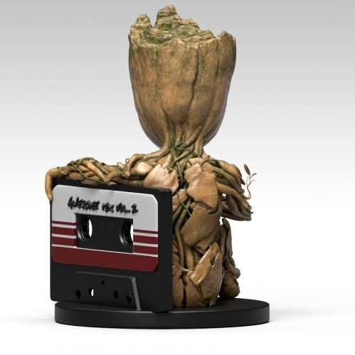 Guardians of the galaxy 2 tirelire baby groot 25cm 2