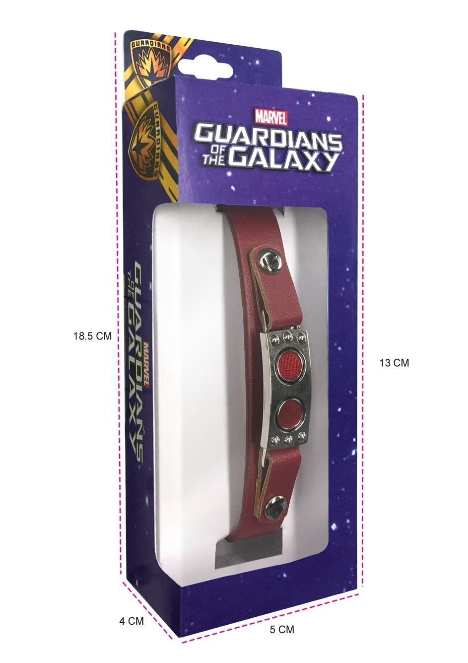 Guardians of the galaxy bracelet cuir star lord 1