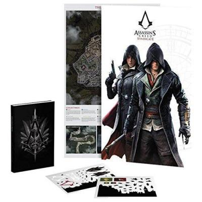 Guide de soluce assassin s creed syndicate edition collector