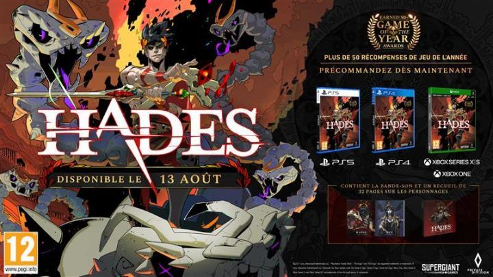 Hades day one edition 3
