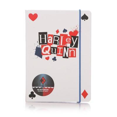 Harley quinn confidential mini notebook a6