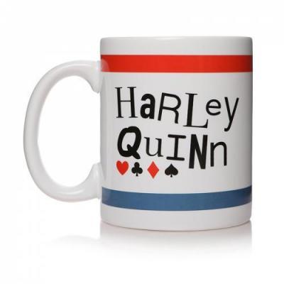 Harley quinn little monster mug 1