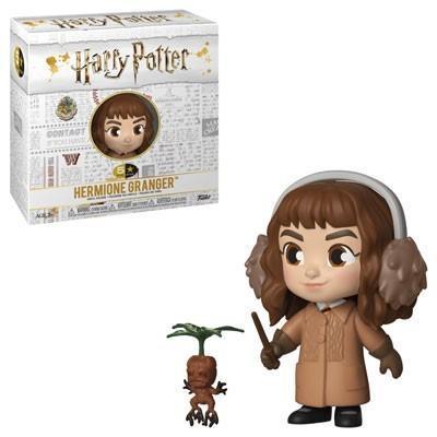 Harry potter 5 star vinyl figure 8 cm hermione herbology