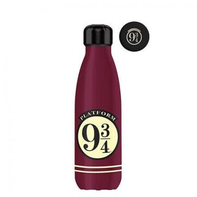 Harry potter 9 3 4 bouteille isotherme 350ml