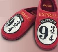 Harry potter 9 3 4 pantoufles kids 1