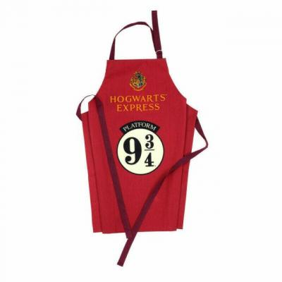 Harry potter 9 3 4 tablier de cuisine