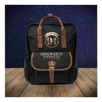 Harry potter 9 34 sac a dos black